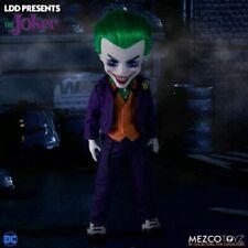 NEW! Mezco Toyz Living Dead Dolls LDD Presents DC The Joker