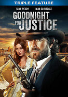 Goodnight for Justice: Triiple Feature (DVD, 2015)