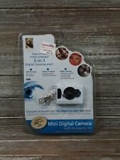 New Innovage Mini Digital Camera With Accessory Kit! Brand New Sealed!