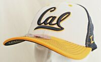 California Cal Golden Bears Zephyr Gold Snapback Trucker Baseball Cap Hat OS