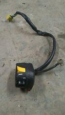 GSXR LEFT SWITCH CONTROL High Beam Horn Lite 07 08 Suzuki GSXR 1000