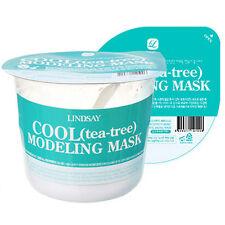 Lindsay Cool Tea Tree Modeling Mask Free Konjac Sponge Calming, Acne Prone Skin
