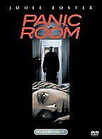 Panic Room Jodie Foster - Movie DVD