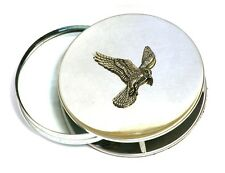 Kestrel Hawk Magnifying Reading Glass Desktop Office Shooting Falconary Gift