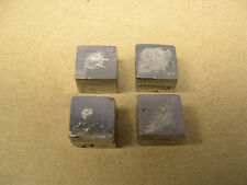 Set of 4 Cubes for American Flyer Operating Boxcars & Baggage Platforms