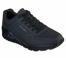 Skechers Uno, Sneakers Casual uomo, Memory Foam, Scarpe Ginnastica Man Lacci