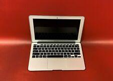 "Apple MacBook Air 11"" M 2012 Intel i5 @ 1.7GHz 4GB RAM 64GB SSD MacOS Catalina"