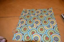 """Amy Butler Ginger Bliss fabric by Free Spirit blue """"umbrella"""" fabric"""
