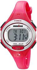 Timex Women's Ironman 30 Lap Digital 100m Pink Resin Watch Tw5k90300