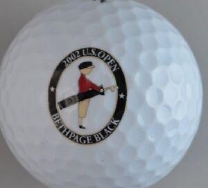 (36) 3 Dozen  US Open ( 2002 Bethpage Black) Callaway Mix AAAA Used Golf Balls