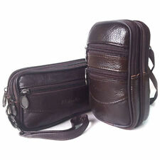 Leather Bum Bags/Waist Packs Soft Bags & Briefcases for Men
