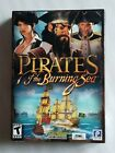 Pirates Of The Burning Sea Pc Dvd-rom Computer Game 2007 Flying Lab Software