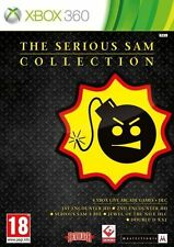 The Serious Sam Collection (Microsoft Xbox 360, 2013, DVD-Box)