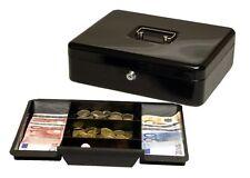 Geld Wert Münz Dokumenten Kassette Tresor Spardose Geldkassette 30x25x9cm, 90030