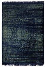 House Additions Teppich Vintage Marsan 1 In Saphir