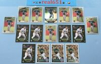 2010~2011 KYLE SEAGER Rookie Lot x 16 RC Bowman Chrome 1st Topps US308 Seattle