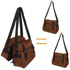 Tourbon Bike Double Pannier Rear Rack Weekend Bag Detachable Twins Pack Tote Bag