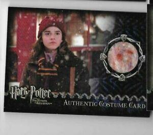 Emma Watson Hermione Granger costume card Harry Potter Prisoner Azkaban 134/730