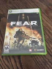 F.E.A.R Xbox 360 Cib Game Works XG3