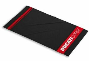 Frottee Fitness-Tuch DC Race Handtuch Ducati Corse 987700769