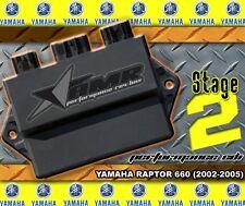 Yamaha Raptor 660 REV BOX AMR Racing CDI Accessories Parts STAGE 2 PERFORMANCE!