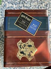 Harry Potter Years 1-5 (Blu-ray Disc, 2007, 7-Disc Set, Limited Edition Giftset)
