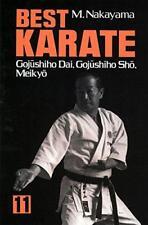 Best Karate, Vol.11: Gojushiho Dai, Gojushiho Sho, Meikyo by Nakayama, Masatoshi