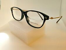 2ab487e4719 New Giorgio Armani AR 7007 5017 BLACK GOLD LIGHT WEIGHT Eyeglasses Frame T1