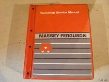 MASSEY TRACTOR PERKINS DIESEL [3] SERVICE SHOP MANUAL DK57