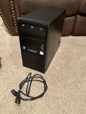 Bytespeed D61CR Tower Pentium G620 4GB 2.6 GHZ 250GB HD Windows 10 Home