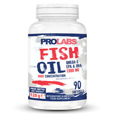 PROLABS FISH OIL 90 SOFTGELS