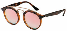 Ray-Ban Gatsby I Sunglasses RB 4256 6267B9 49 Tortoise | Copper Gradient Mirrore