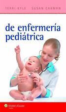 Guía Clínica de Enfermería Pediátrica by Susan Carman