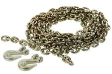 G70 Lashing/Drag Chain 1 Metre x 6mm Transport Recovery Tow Winch 4WD 4X4 Truck