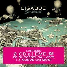 LIGABUE - Giro Del Mondo (2cd+1dvd)