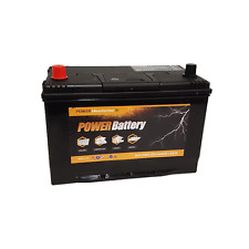 Batterie stationnaire solaire prête à l'emploi à décharge lente 12v 75ah