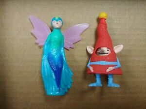 Rise of the Guardians - Elf Dwarf & Tooth Fairy 2012