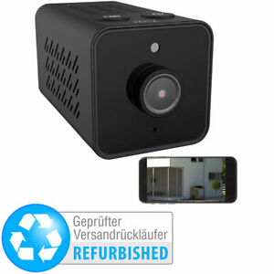 7links Mini-IP-Überwachungskamera mit Full HD, WLAN, Versandrückläufer