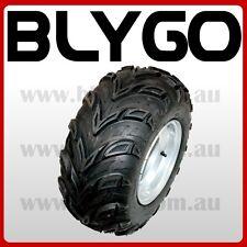 20X10- 10 inch Rear Wheel Rim + Tyre Tire 150cc 250cc Quad Dirt Bike ATV Buggy