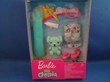 Barbie~Club Chelsea~NEW~Fashion & Accessory set~Bedtime