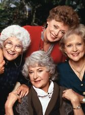 THE GOLDEN GIRLS - TV SHOW PHOTO #26 - CAST PHOTO