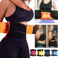 Waist Trainer Corset Shaperwear Back Support Slimming Belt Faja lumbar Corrector