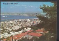 Israel Postcard - Haifa, From Mount Carmel  B2238