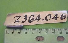 Montesa NOS 23M 250 La Cross Transmission Pin p/n 2364.046 2364-046 1 Count