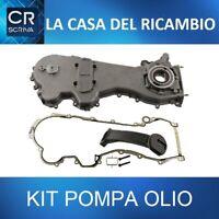 KIT POMPA OLIO CARTER DISTRIBUZIONE FIAT 500 / PUNTO / PANDA - 1.3 MULTIJET MJET