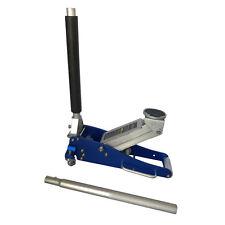 1-1/2 Ton Aluminum Hydraulic Low Profile Floor Jack Blue