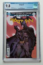 CGC 9.8 DC BATMAN REBIRTH #24 BATMAN PROPOSES TO CATWOMAN 1ST PRINT