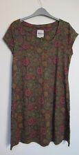 New Mistral Garden Vine Tunic Dress Top - Size 8 - 18