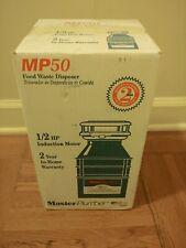 MasterPlumber Mp50 1/2 Hp Garbage Waste Disposer