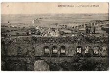 CPA 89 - DRUYES (Yonne) - 38. Le Viaduc pris du Donjon